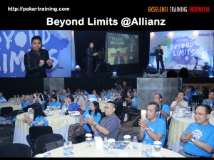 Allianz Beyond Limits pakar