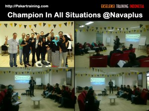Champion All Situations Navaplus
